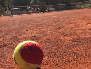 Tenniscamp für unsere Jugend
