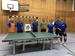 Tischtennis Vereinsmeisterschaft