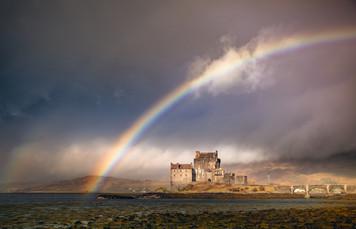 Eilean Donan Under Nature's Protection
