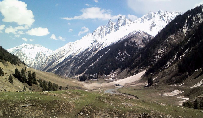 Top 5 places to visit this vacation in Jammu & Kashmir