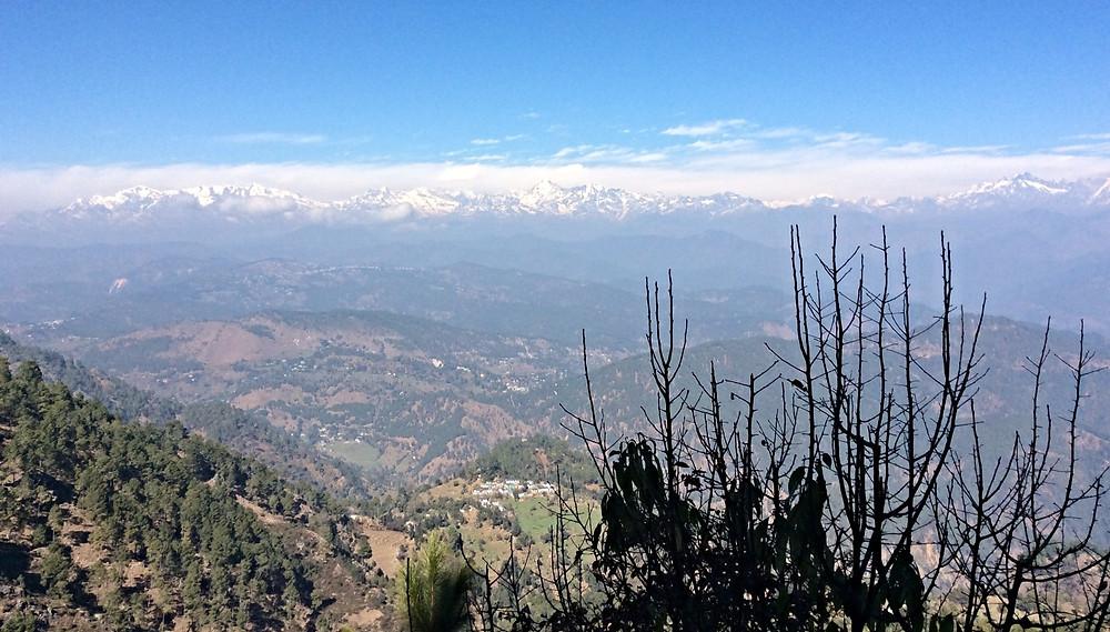 India Travel Guide - Dhaulchina