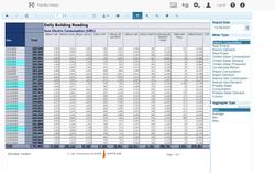 Data Report View
