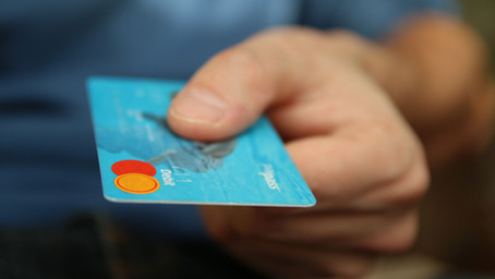 Single Use Credit Card Process