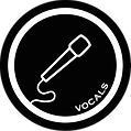 Musication vocals - white on black.png