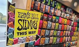 Ernie Ball Bass Guitar Strings