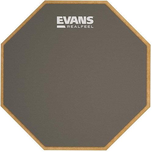 "Real Feel by Evans Practice Pad 6"""