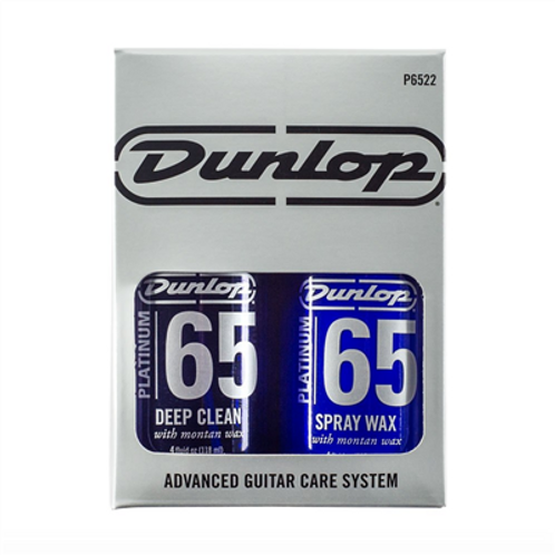 Dunlop P6522 Platinum 65 Deep Clean and Spray Wax System
