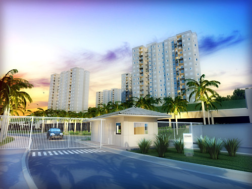 Residencial Living Vista Park