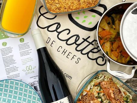 @EloToulouse découvre Cocottes de Chefs