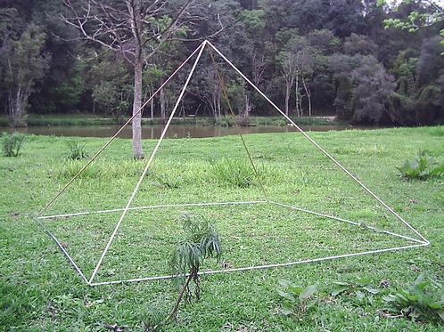Piramide Mista (Cobre-Aluminio) M100
