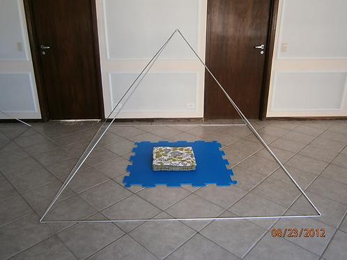 Piramide de Alumínio A130 Bi-Partida