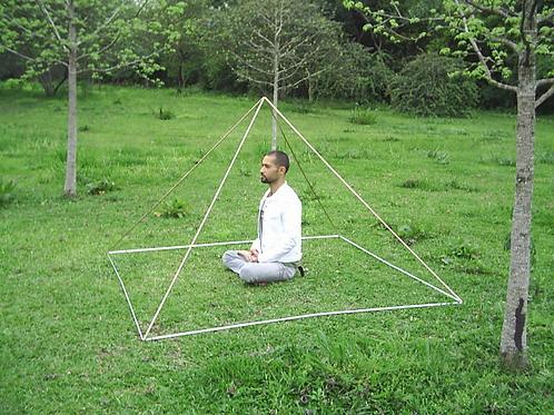 Piramide Mista de Cobre e Aluminio M130