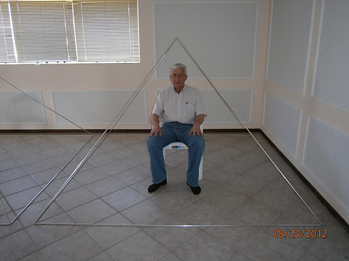 Piramide de Aluminio A150
