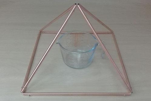 Piramide de Cobre Cbase40