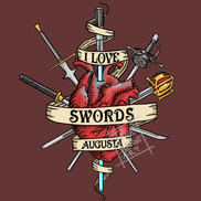 I Love Swords: Augusta Commission