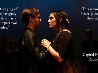 Theatre Review: Davis Shakespeare Breathes New Life, And Death, Into 'Romeo and Juliet'