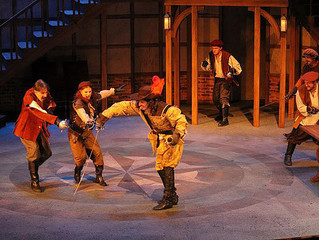 Ken Ludwig's Three Musketeers at Douglas Morrisson Theatre