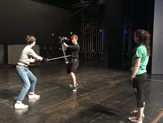 Macbeth with Bellarmine College Prep