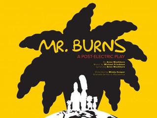 Fight Director Mr. Burns
