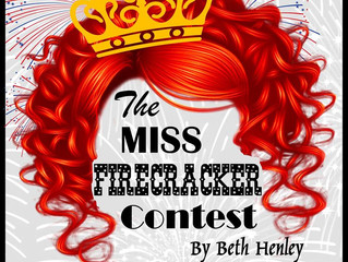 A Must-See Production - Miss Firecracker