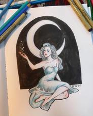 Moonlit Maiden