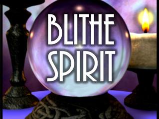 Blithe Spirit starts Rehearsals