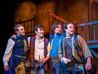 Swashbuckling fun with summer's 'The Three Musketeers'