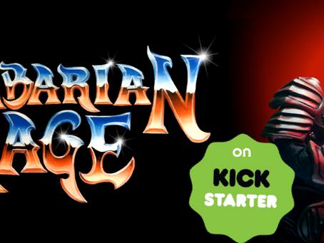 Free Comic! (Barbarian Rage #1)