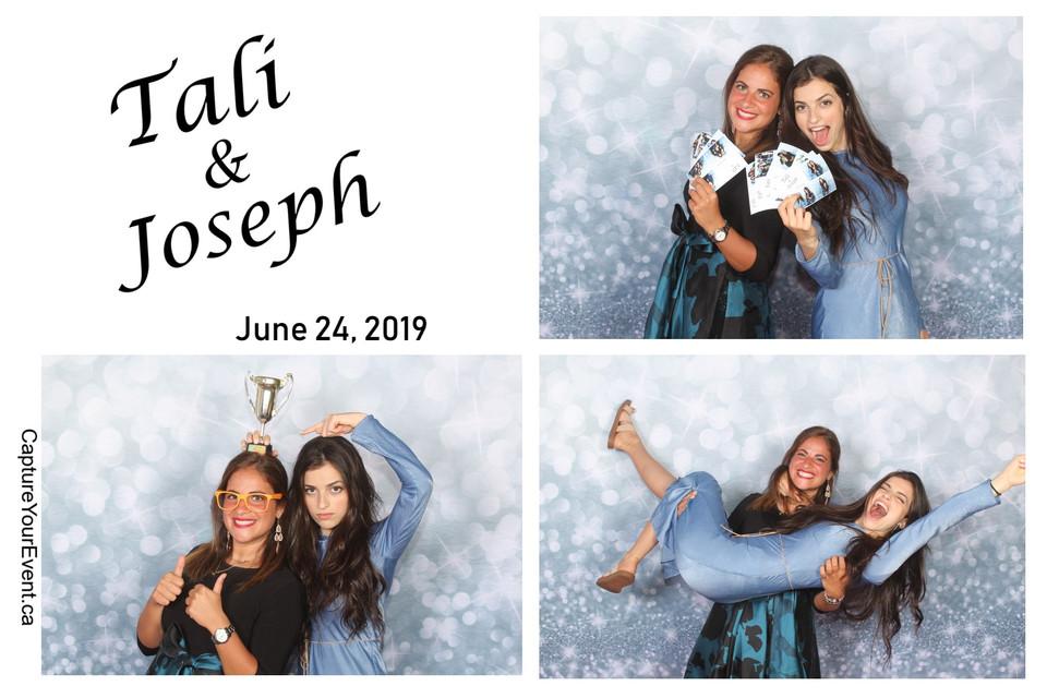 Photobooth Montreal Service Wedding