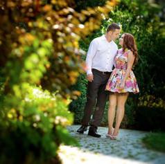 Engagement Photoshoot Montreal Photographer