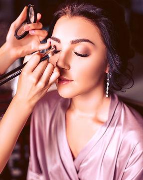 event makeup, wedding makeup