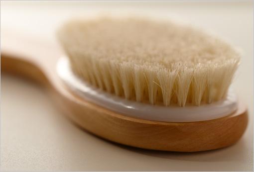 dry-brush
