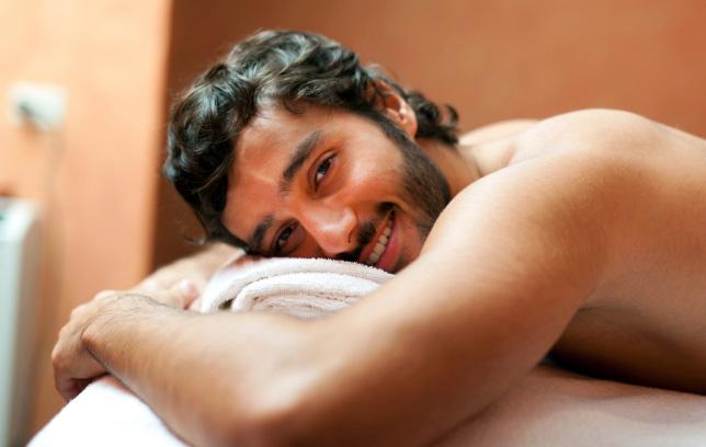 mens back treatment