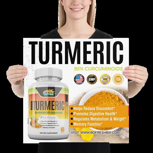 Supplements I Nutrition I Turmeric
