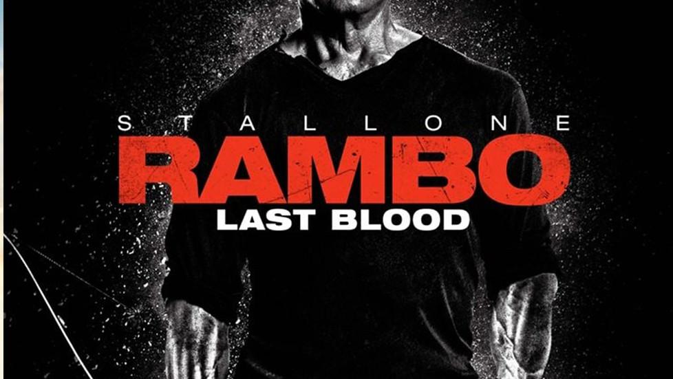 RAMBO LAST BLOOD (2019) - FULL HD 1080