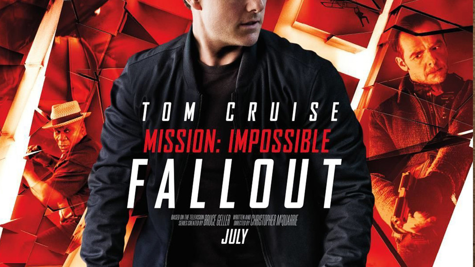 MISSION IMPOSSIBLE FALLOUT (2018) - FULL HD 1080