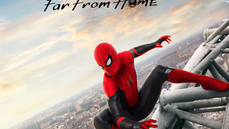 SPIDER MAN FOR FROM HOME (2021) - FULL HD 1080
