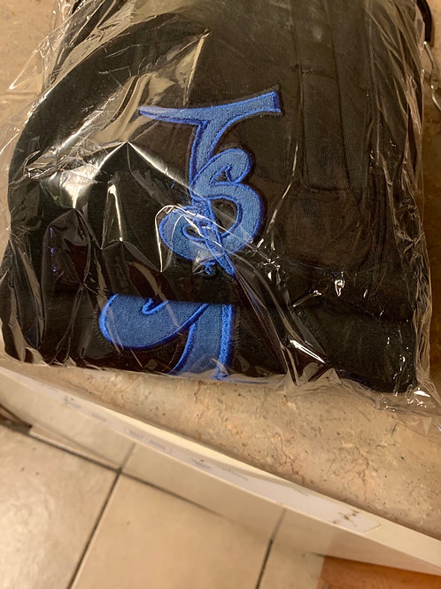 Ts  sweatsuits  blue and red
