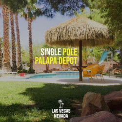 Single Pole Palapa