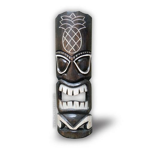 """20"""" Tiki mask - Polynesian Pineapple"""