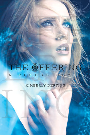 THE OFFERING, by Kimberly Derting Book 3
