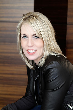 Kimberly Derting Author Photo