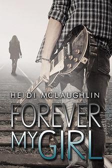 Kimberly Derting loves FOREVER MY GIRL by Heidi McLaughlin