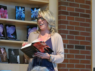 Kimberly Derting reads from Dead Silence