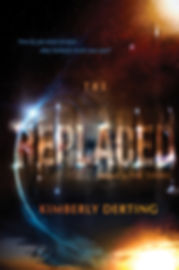 THE REPLACED, by Kimberly Derting Book 2