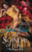 Kimberly Derting loves THE SCANDAL OF IT ALL by Sophie Jordan