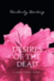 DESIRES OF THE DEAD, by Kimberly Derting Book 2