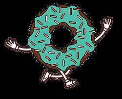 website running donut.png