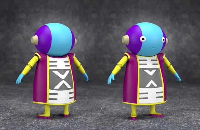 Zeno sama figurine
