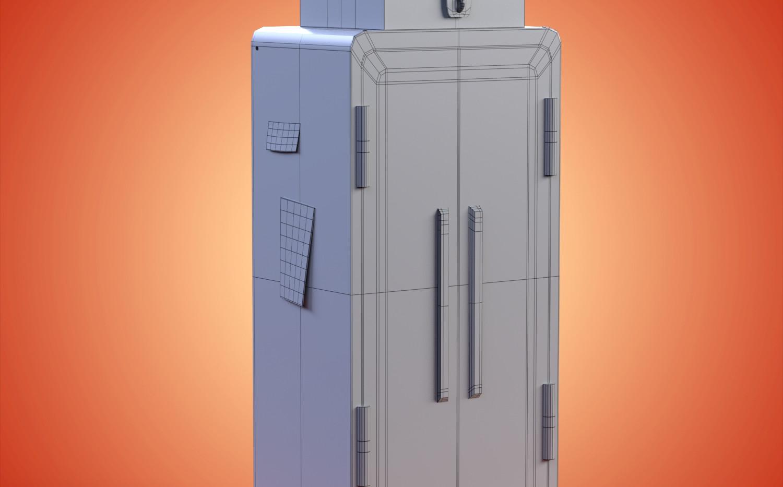 locker 2 wireframe